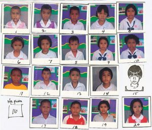 Picture of Tsunami Orphans in Ranong Province, Thailand