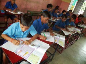 MOre photos of  Shekhwara Village School students