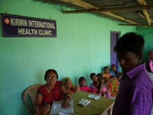 Kirwin international Health clinic